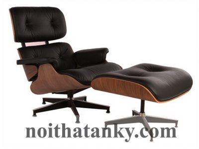 EAMES LOUNGE CHAIR AND OTTOMAN9 (GHẾ THƯ GIÃN)