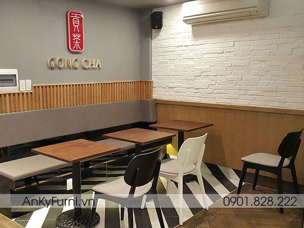 GHẾ CAFE PLC
