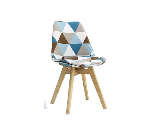 GHẾ CAFE EAMES JE-09 STYLE CUBIC