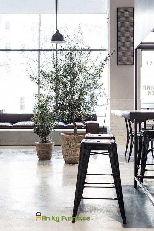 GHẾ CAFE TOLIX J-830-24 (61CM)