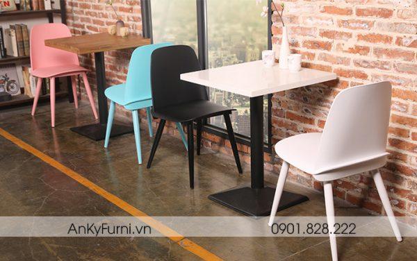 GHẾ CAFE MUUTO NERD CHAIR ( JC-919)