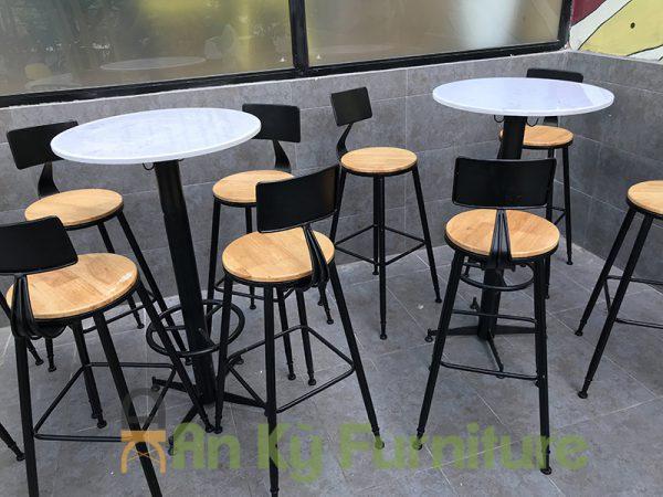 GHẾ CAFE BAR JB-75A