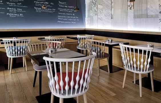 GHẾ CAFE PINNSTOL-S