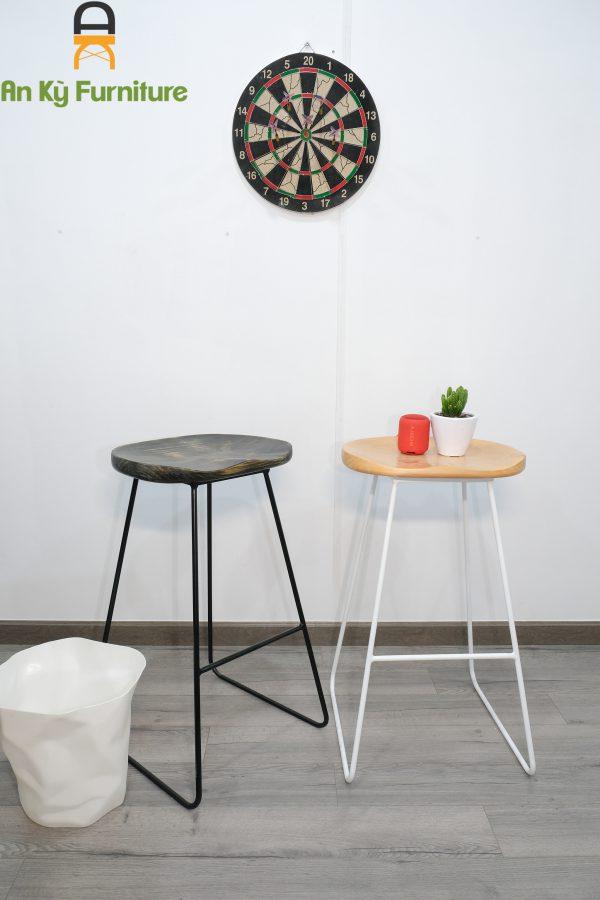 GHẾ CAFE BAR MOCAO ( 75cm)
