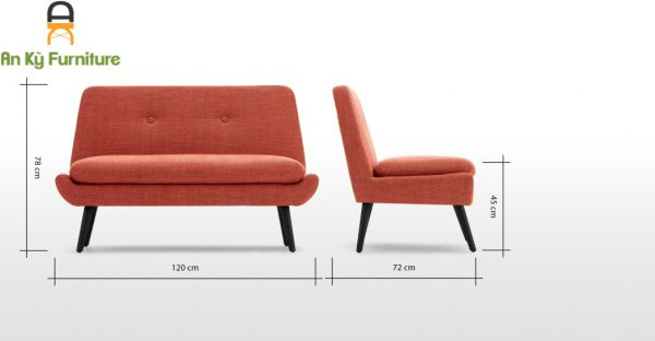 Ghế Sofa Phòng Khách Jonny , giá rẻ nhất TP.HCM của Nội Thất An Kỳ