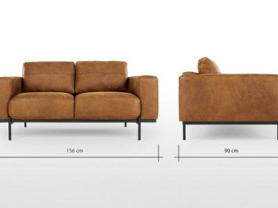 Ghế Sofa Phòng Khách Jarrod , giá cả rẻ nhất tP.HCM của Nội Thất An Kỳ - Ankyfurni