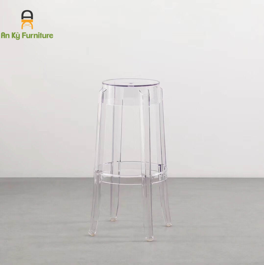 GHẾ  GHOST BAR STOOL