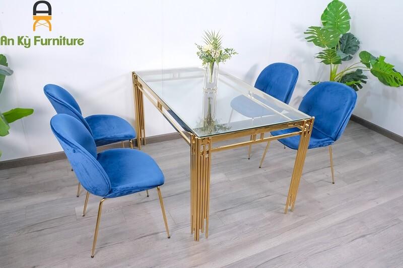 Combo Bàn Ăn Thông Minh VB001 dành cho 1 bàn 4 ghế