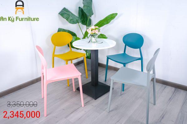 Combo bàn cafe nedin T006JC20 của Nội Thất An Kỳ