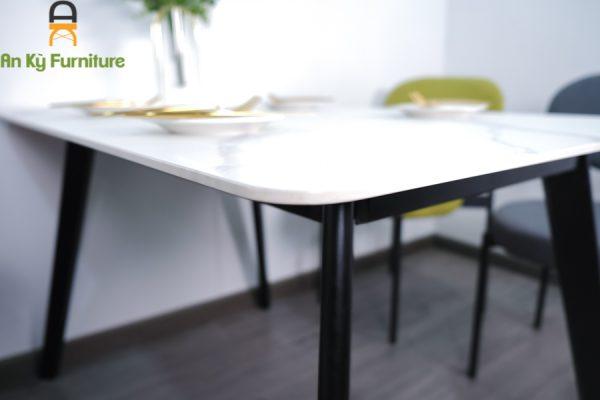 Combo Bàn Ăn Aster T252-12-Verpan dành cho 1 bàn 4 ghế