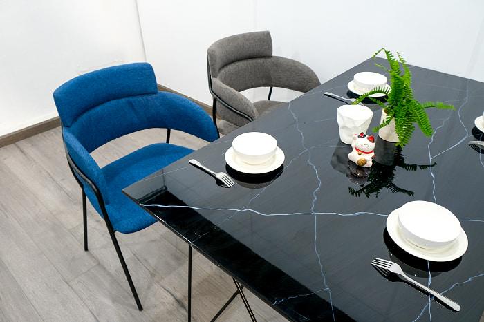 Bộ bàn ăn 4 ghế sang trọng
