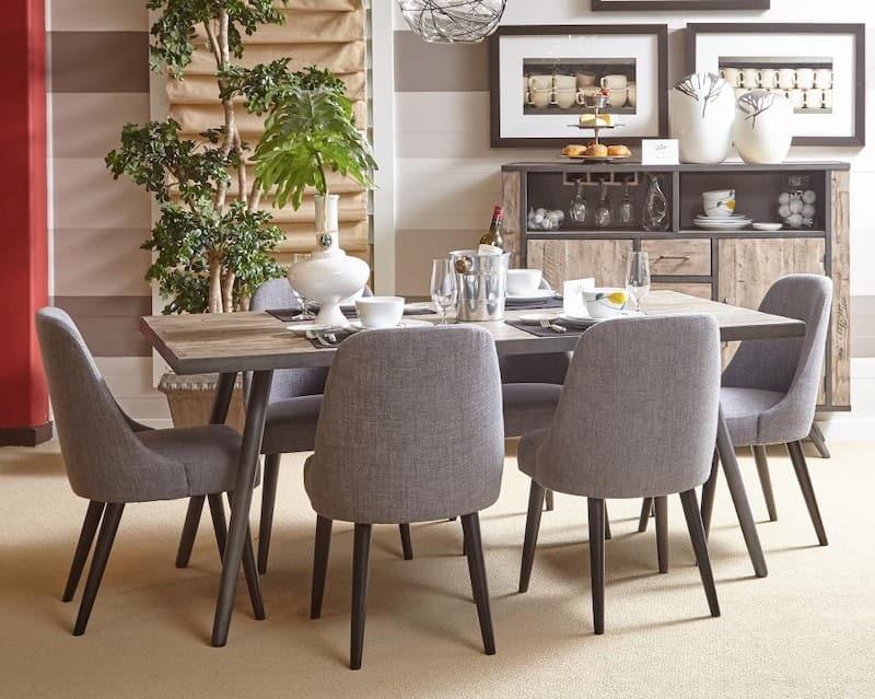 Bộ bàn ăn thiết kế tối giản