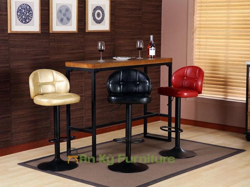 Ghế Bar Cafe Đẹp Texas JB-202