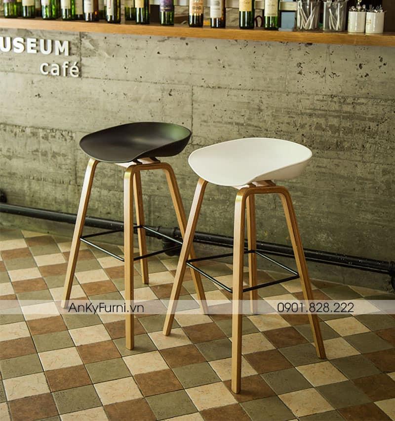 Ghế Bar Cafe JB-818 (75cm)