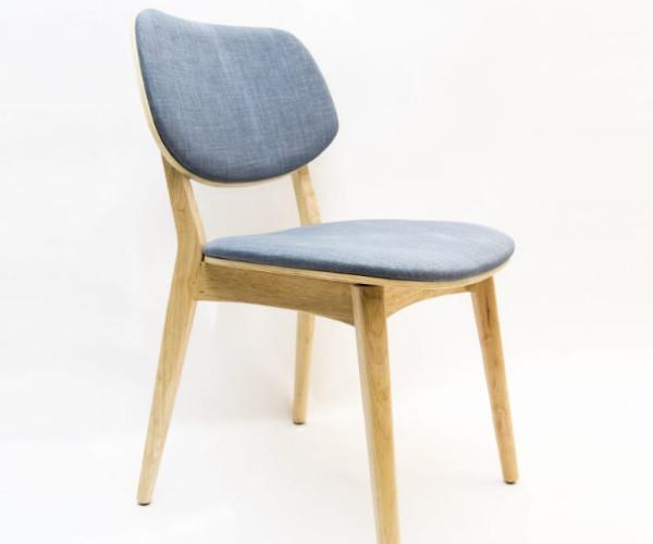 Ghế quán cà phê chân gỗ