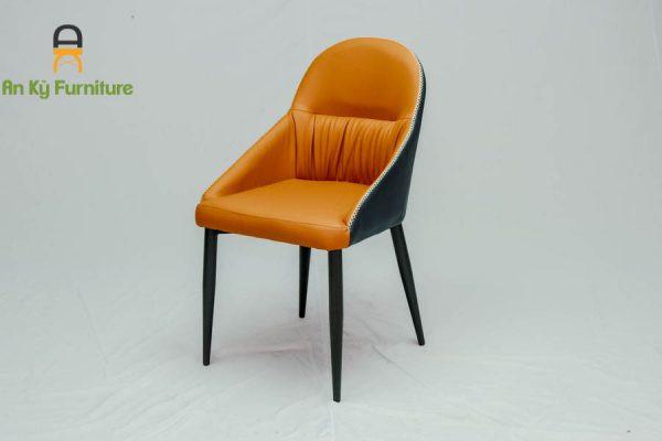 Mẫu ghế quán cà phê phối màu tinh tế