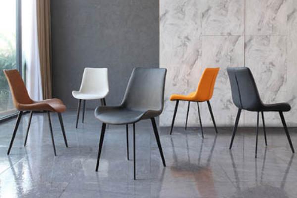 Mẫu ghế quán cà phê màu sắc đa dạng