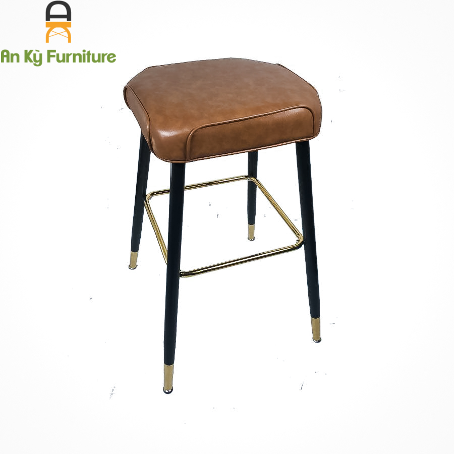 GHẾ BAR CAFE ASTER STOOL 2775 (75cm)