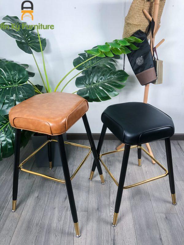 Ghế Bar Cafe Aster Stool của Nội Thất An Kỳ - Ankyfurni