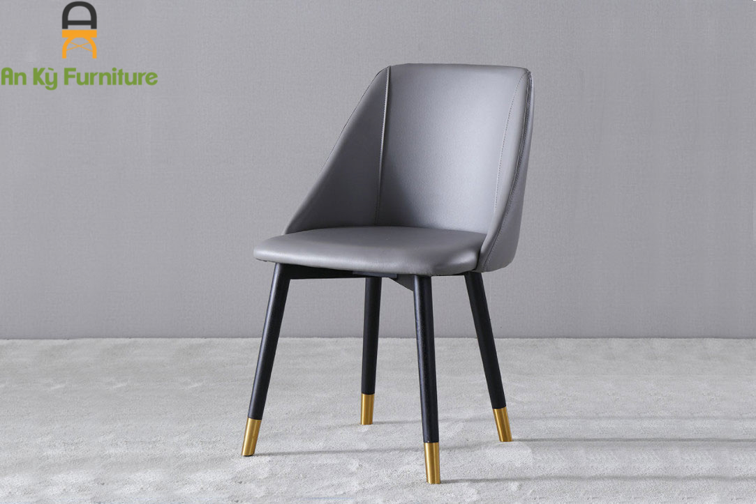 GHẾ CAFE ANITA (JC-625) chân sắt nệm vải