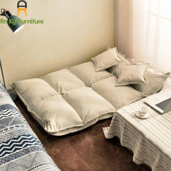 Sofa giường bệt S4 vải bố của Nội Thất An Kỳ - Ankyfurni