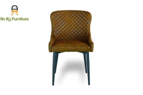 Ghế Cafe Farah 375 Của Nội Thất An Kỳ với chất liệu chan sắt sơn tĩnh điện , vải da lộn cao cấp