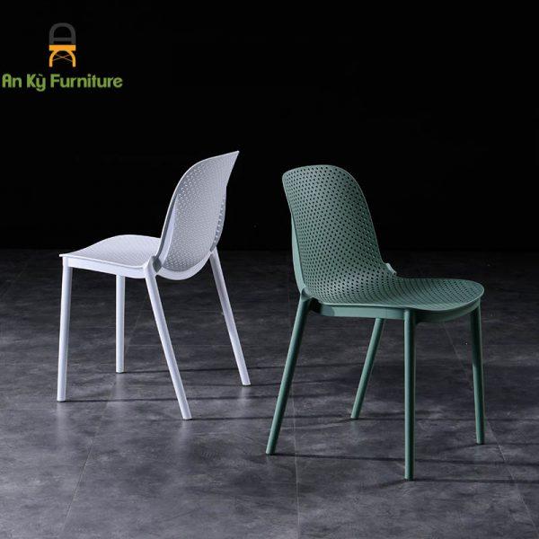 Ghế Cafe Nhựa PP 3016 Của Nội Thất An Kỳ - AnKyfurni