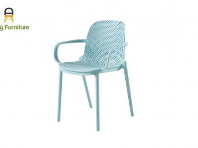 Ghế Cafe Nhựa PP đúc nguyên khối của Nội Thất An Kỳ - Ankyfu