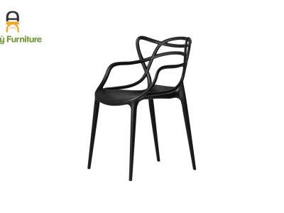Ghế Cafe Nhựa PP đúc nguyên khối của Nội Thất An Kỳ - Ankyfurni